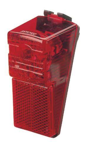 rücklichter/Beleuchtung: AXA  C 161 Dynamo-Rücklicht