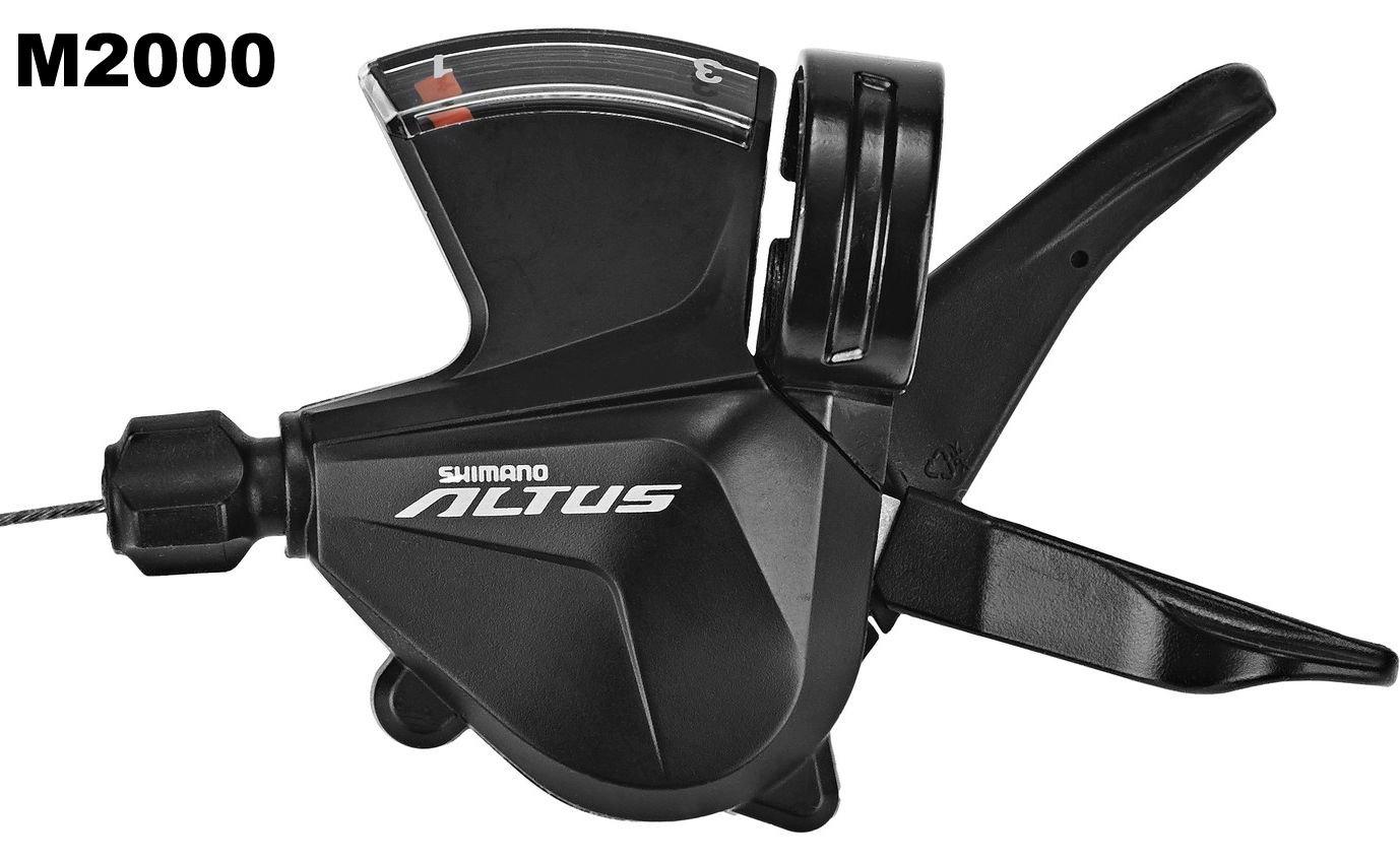 Shimano Schalthebel Vorderrad Links SL-M2000 Altus
