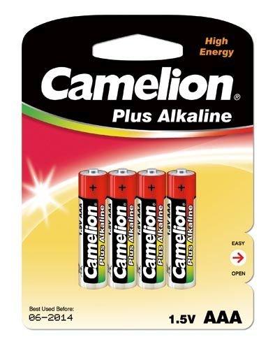zubehör computer & pulsuhren: Camelion  Alkaline Micro AAA LR03 4Stück
