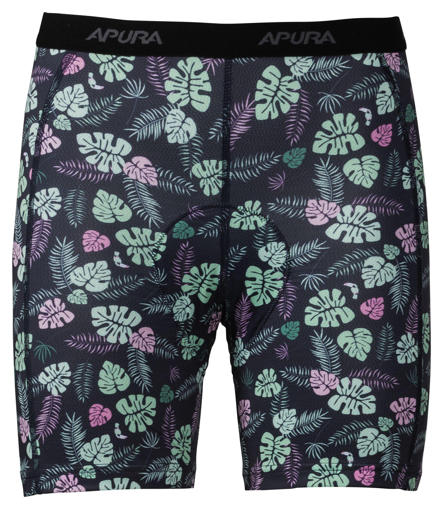 unterhosen/Unterwäsche: Apura  Damen Unterhose Baselayer Short Pro Comfort S