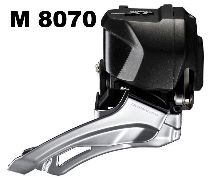 Shimano M 8070 Deore XT Umwerfer