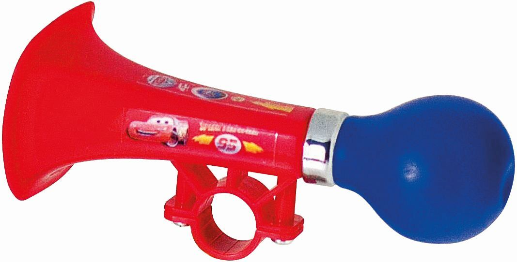klingeln, glocken & hupen/Kinderartikel: Mattel  Lenkerhupe Cars