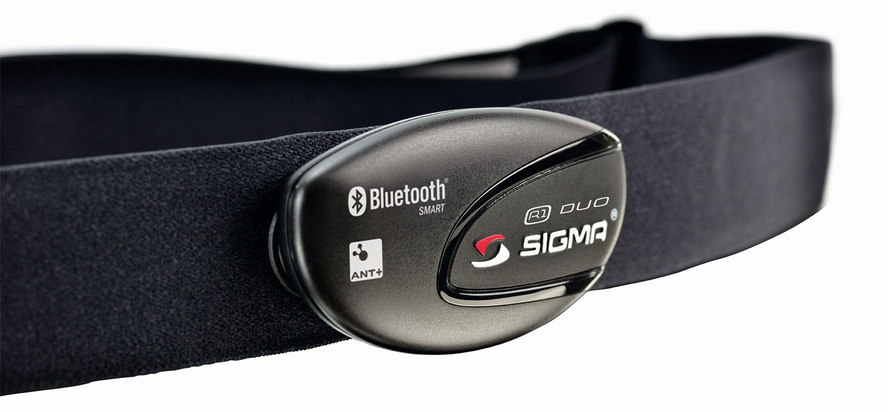 Sigma Herzfrequenz-Sensor R1 Duo Comfortex + Sender