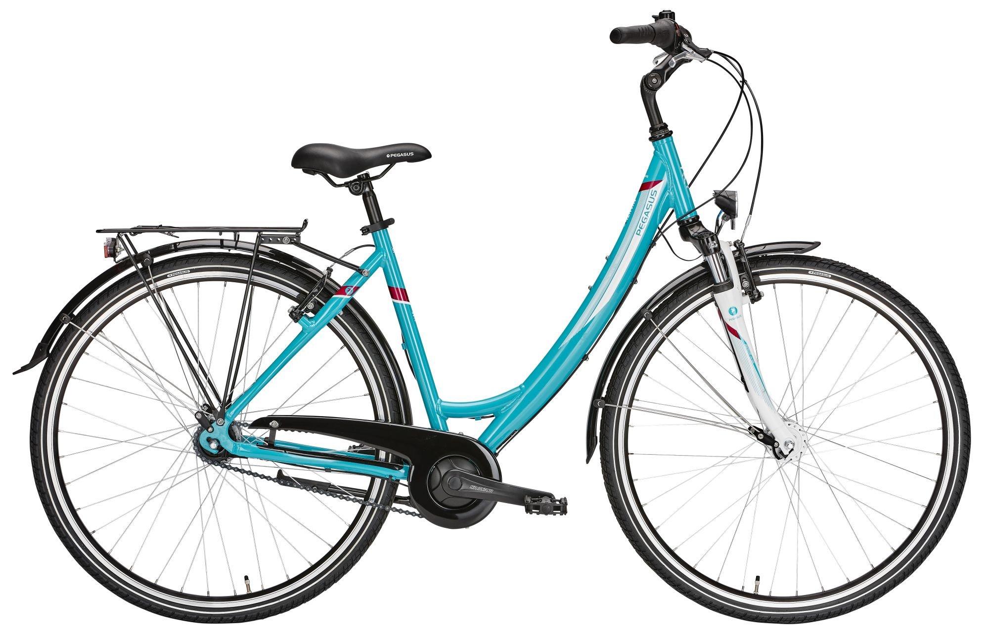 city-/tourenräder/Citybikes: Pegasus  Avanti 7 7 Gang Nabenschaltung Damenfahrrad Wave Modell 2021 28 Zoll 55 cm