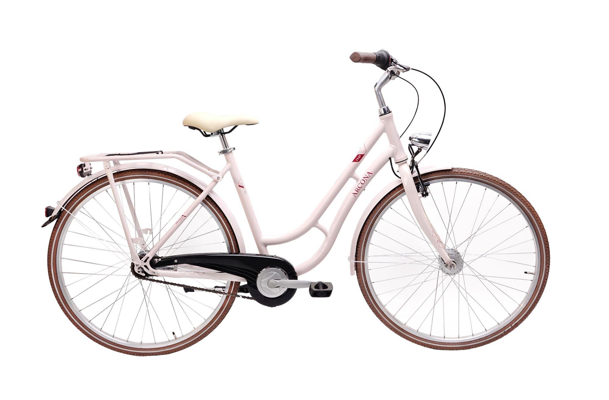 city-/tourenräder/Citybikes: ARCONA  1949 7 Gang Nabenschaltung Damenfahrrad Tourensport Modell 2021 28 Zoll 55 cm