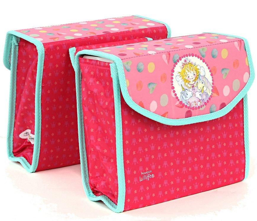 körbe, taschen, puppensitze/Kinderartikel: Bike Fashion  Kinder-Packtasche Prinzessin Lillifee