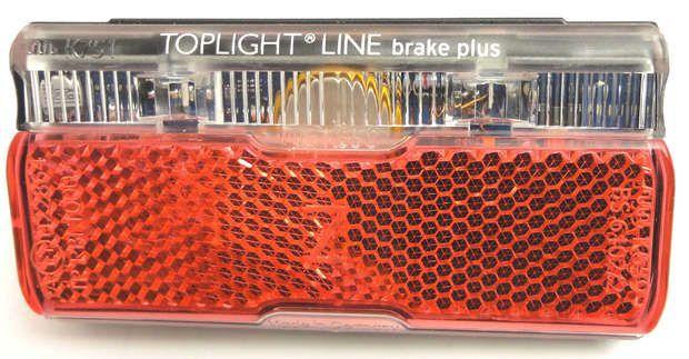 rücklichter/Beleuchtung: Busch & Müller  BrakeTec Bremslicht Rücklicht für E-45