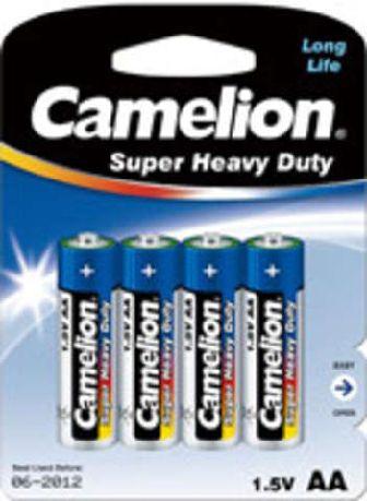 Camelion Zinc-Chlorid Mignon AA 4Stück