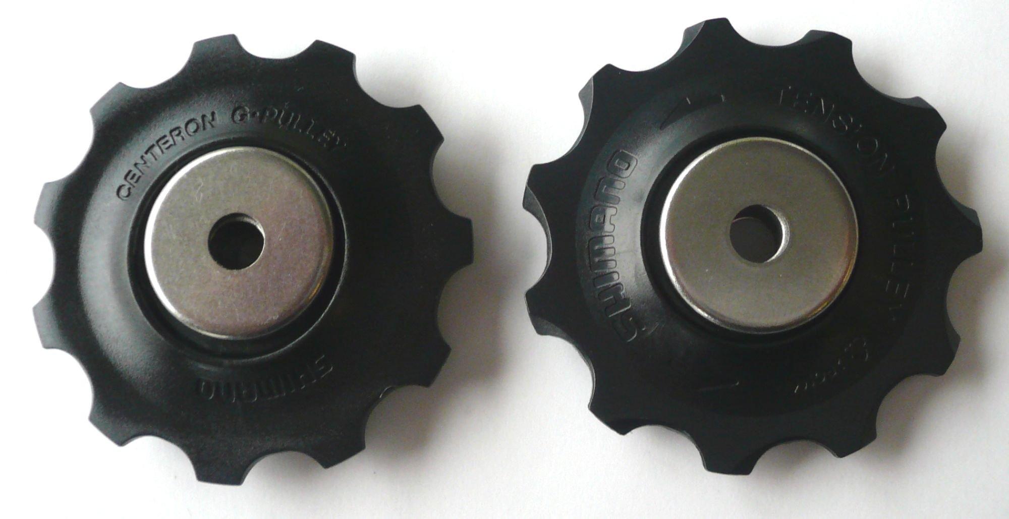 Shimano Schaltwerkrollen 105 Deore SLX