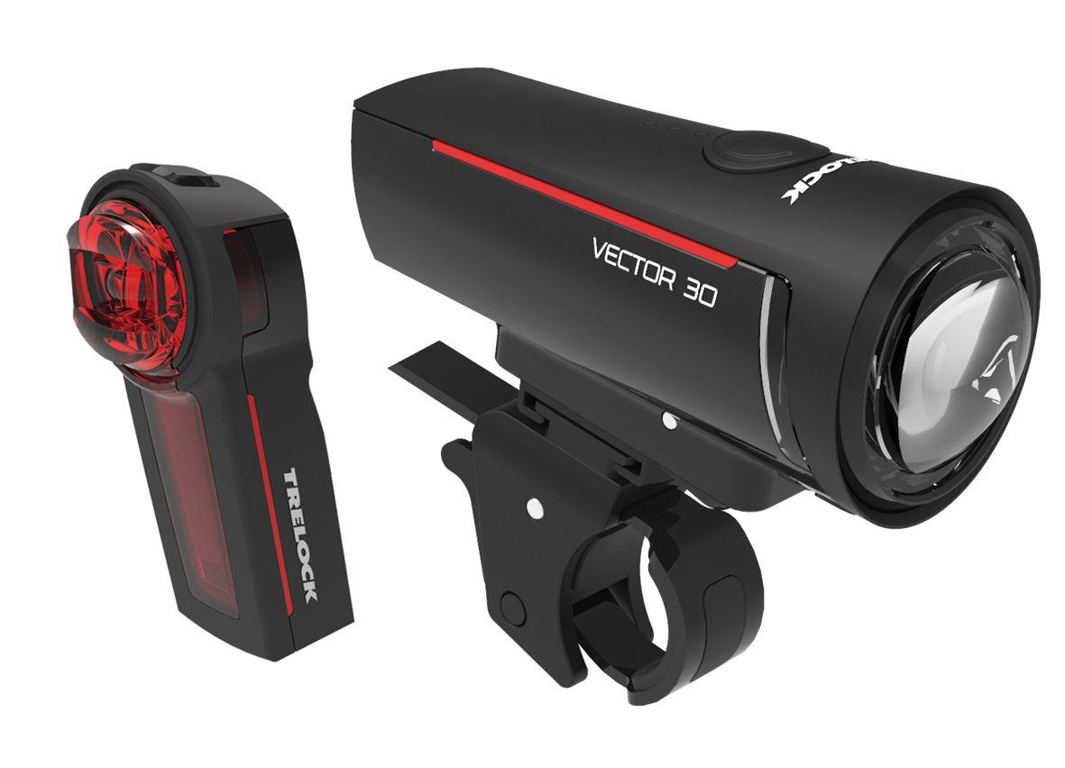 /Beleuchtung: Trelock  Beleuchtungsset LS 300 I-Go_