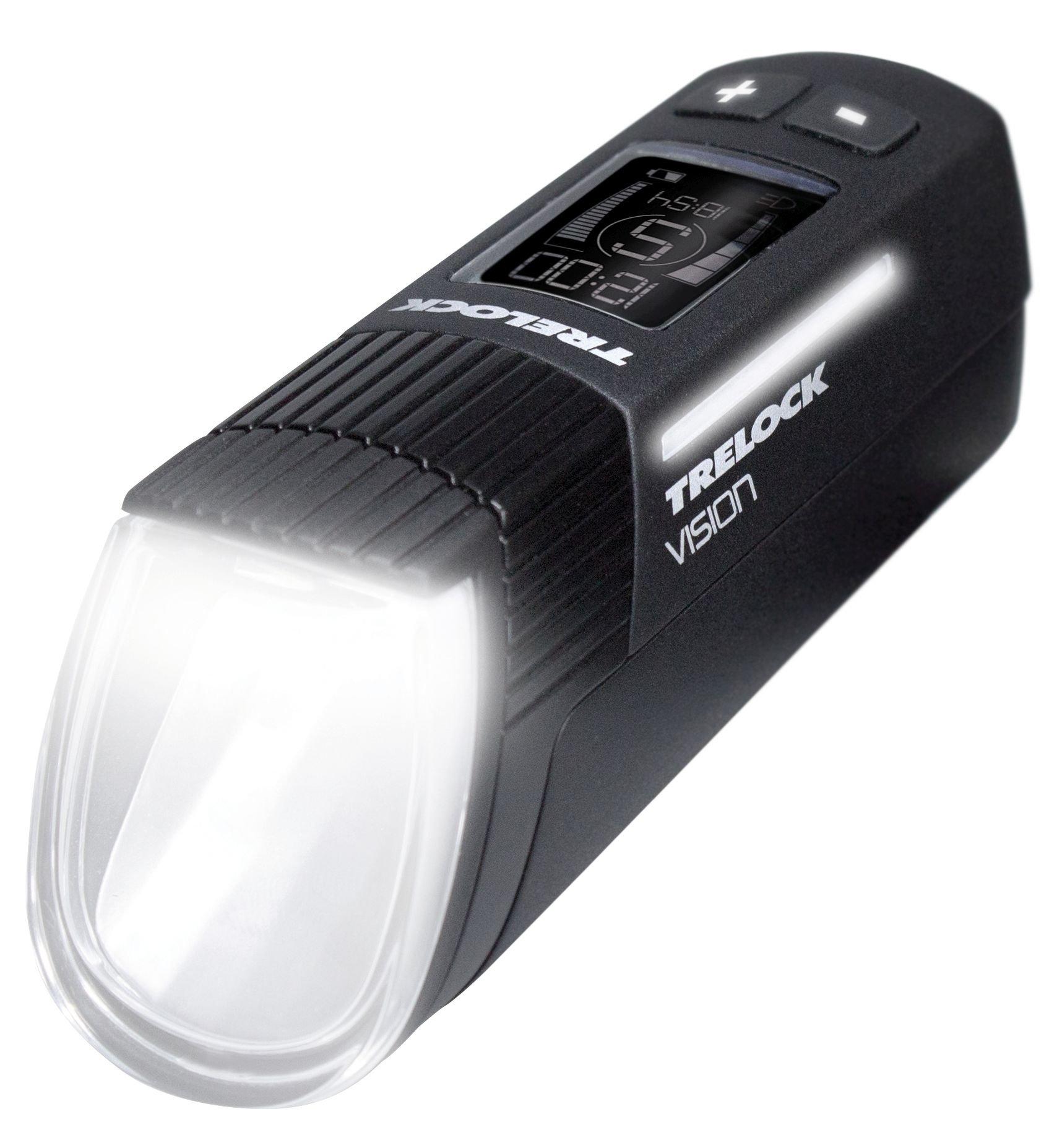 batterielicht vorne/Beleuchtung: Trelock  Akku-Frontleuchte LS760-I-GO