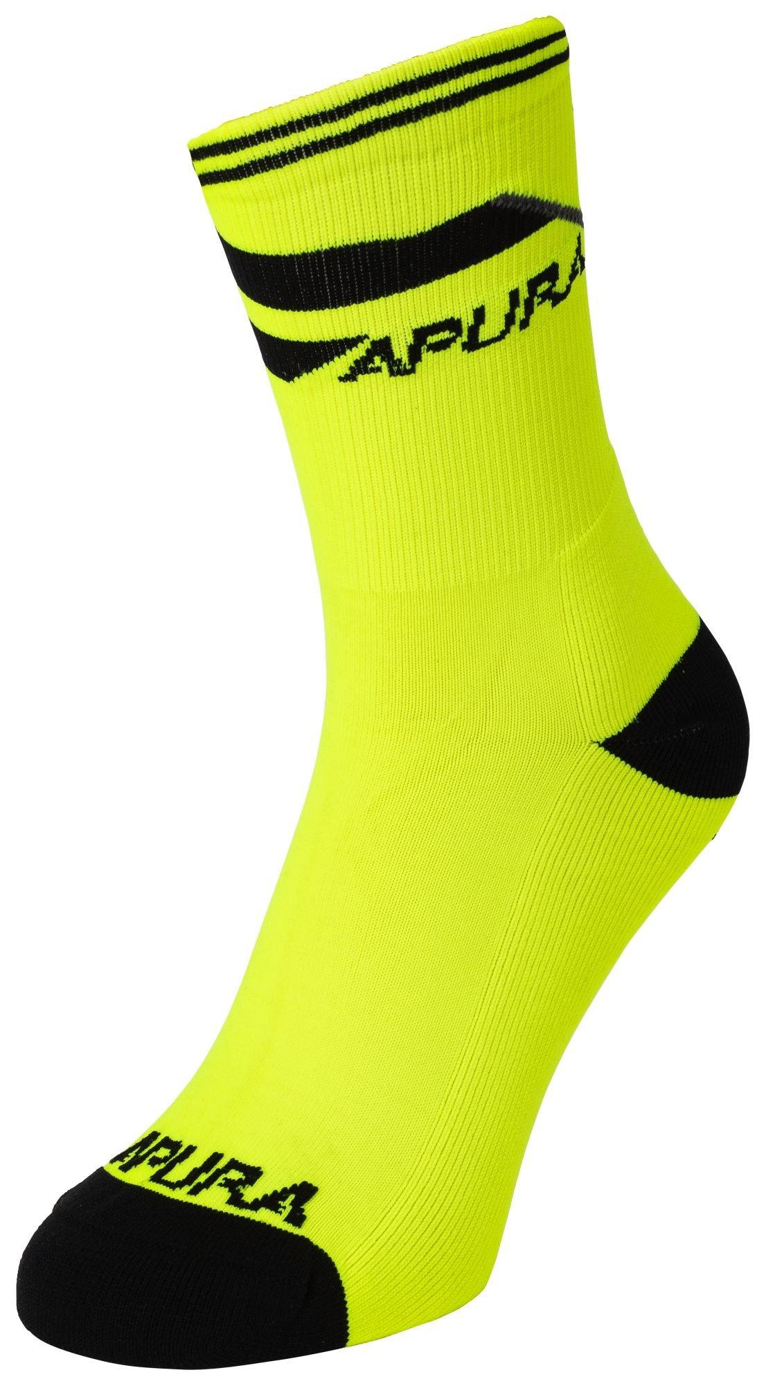 socken winter/Socken: Apura  DamenHerren Socke Stripe 36-38