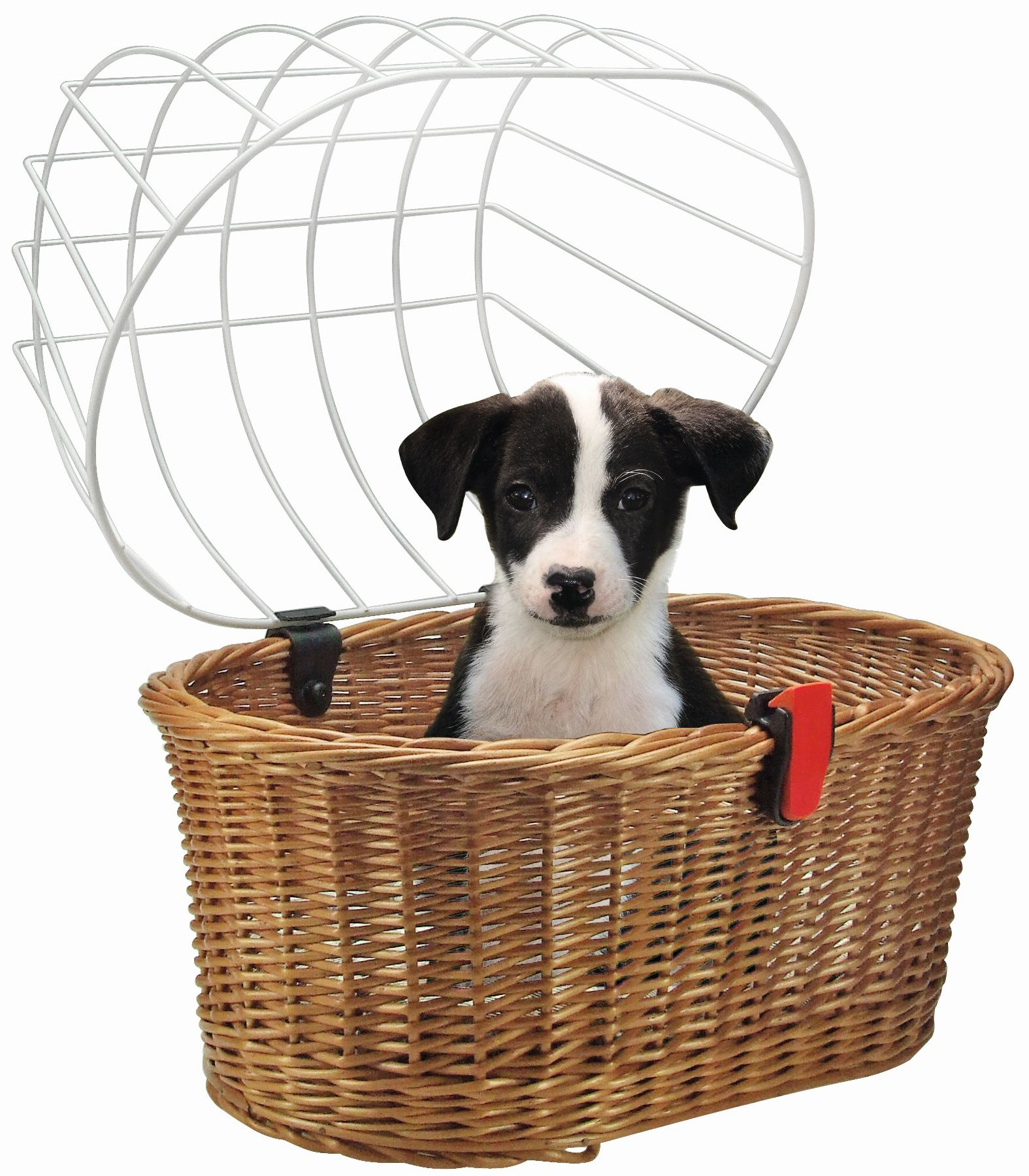 körbe & koffer zubehör/Koffer & Körbe: Rixen & Kaul  Hundekorb Festmontage Doggy Baskit fix