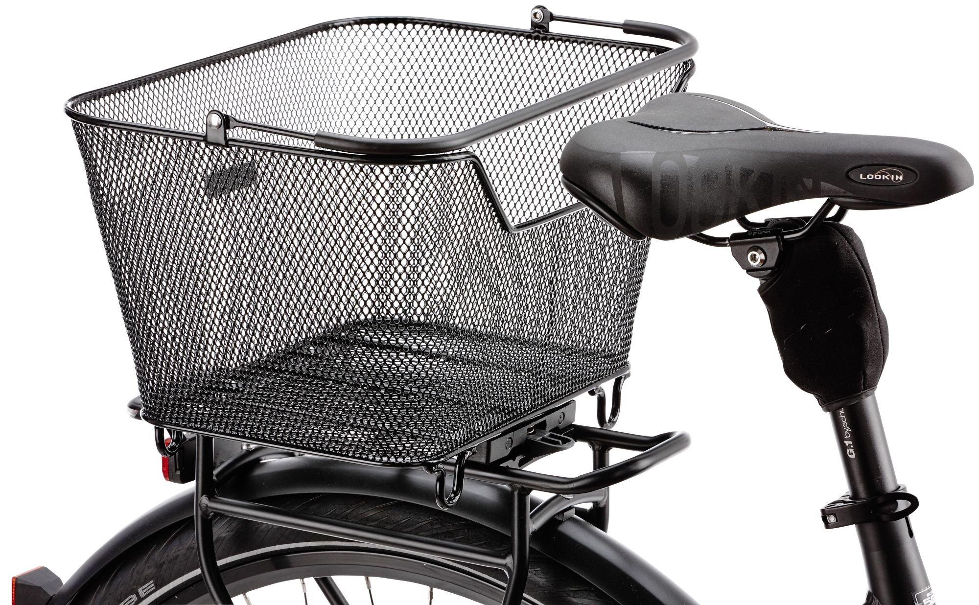 hinterradkörbe/Koffer & Körbe: Racktime  Baskit small HR-Korb