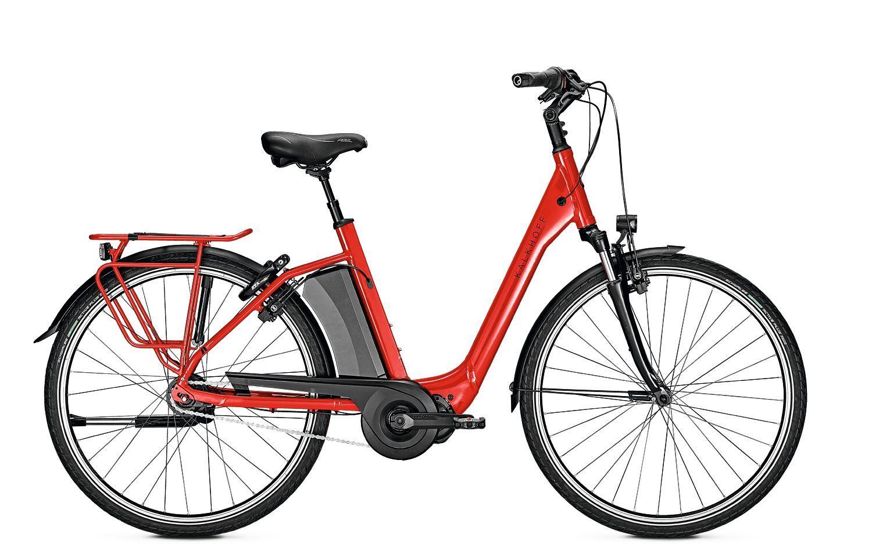 E-Bikes/Citybikes: Kalkhoff  AGATTU 3.S ADVANCE FL (621 Wh) 8 Gang Damenfahrrad Tiefeinsteiger Modell 2020 28 Zoll 60 cm