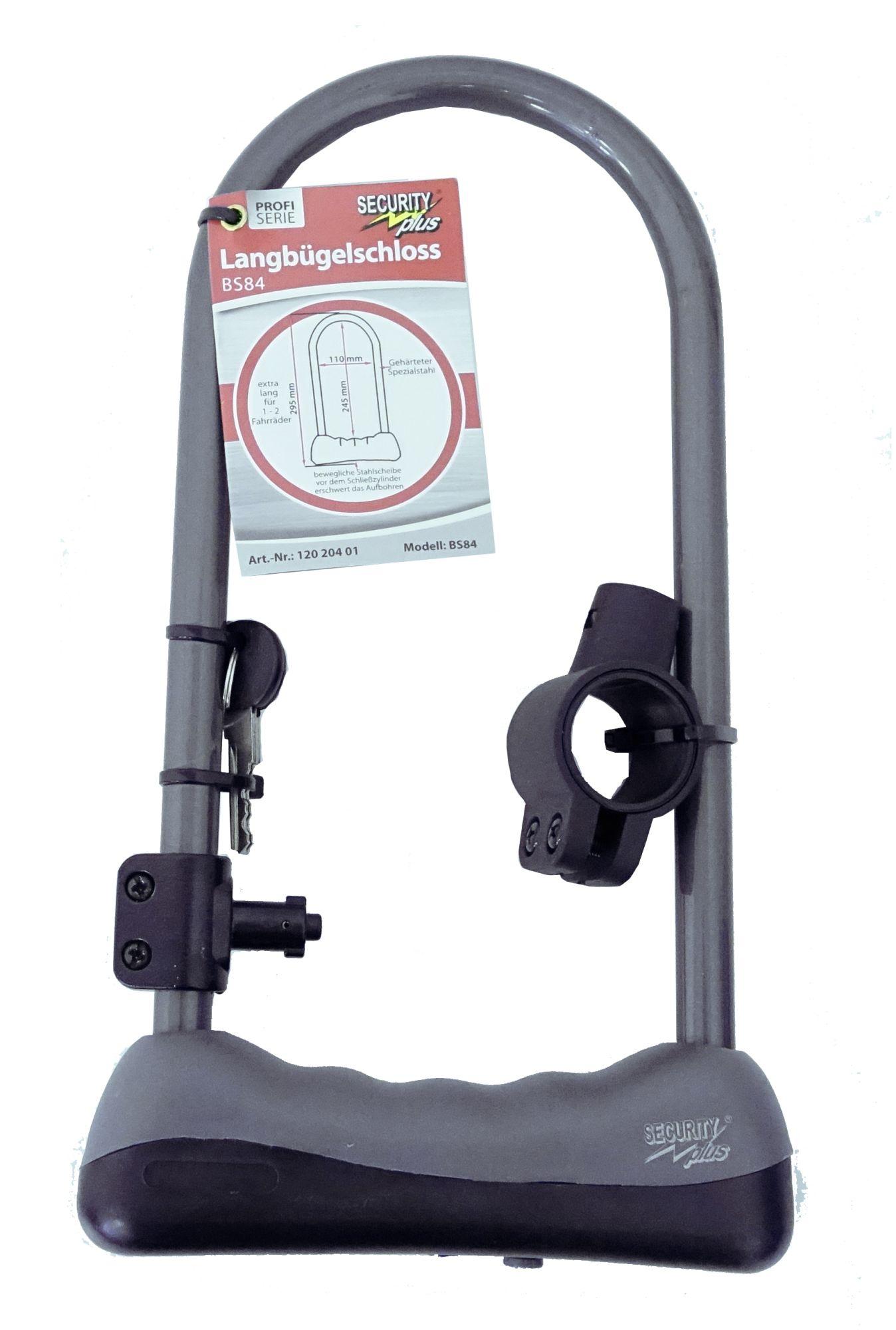 bügelschlösser/Schlösser: Point  Bügelschloss BS 84 (170 x 295mm)
