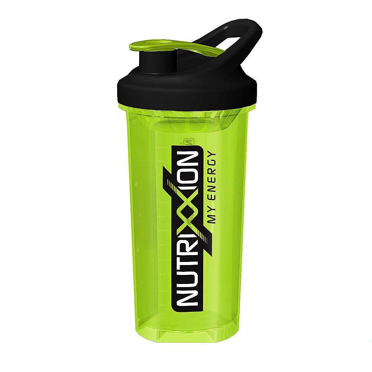 flaschen kunststoff/Trinkflaschen: Nutrixxion  Shaker 1612 700ml