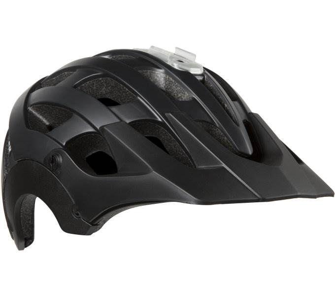 mountainbike-helme/Helme: Lazer  Fahrradhelm Revolution 55-59 cm Matte Black