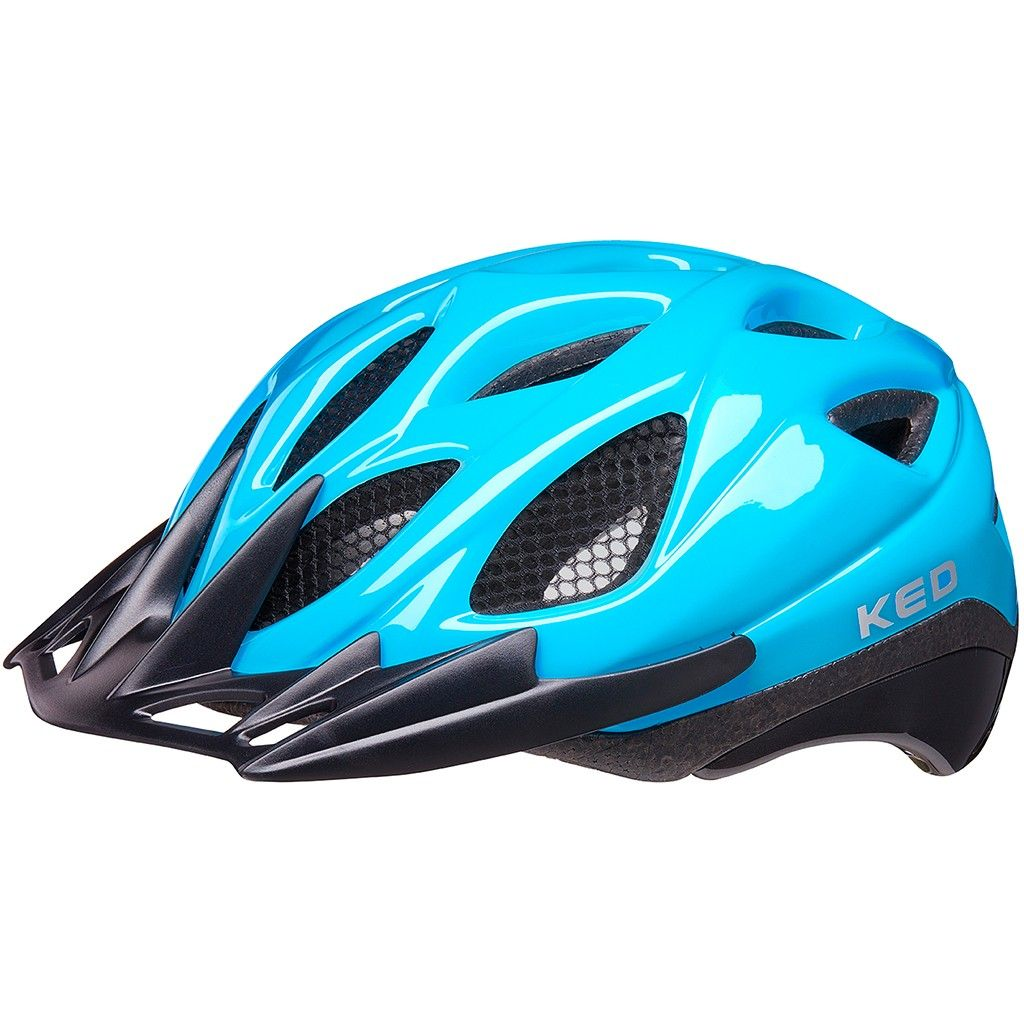 mountainbike-helme/Helme: KED  Fahrrad-helm Tronus 52-56 cm