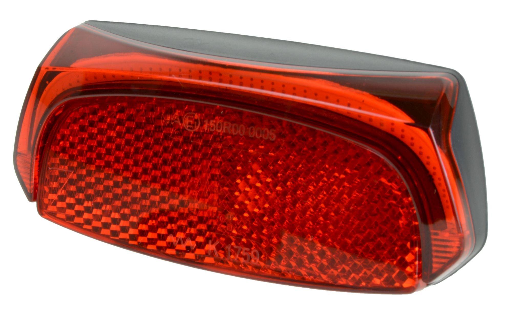 E-Bikes/Beleuchtung: Fuxon  E-Bike Rücklicht R-232 EB 6-12 V 50mm