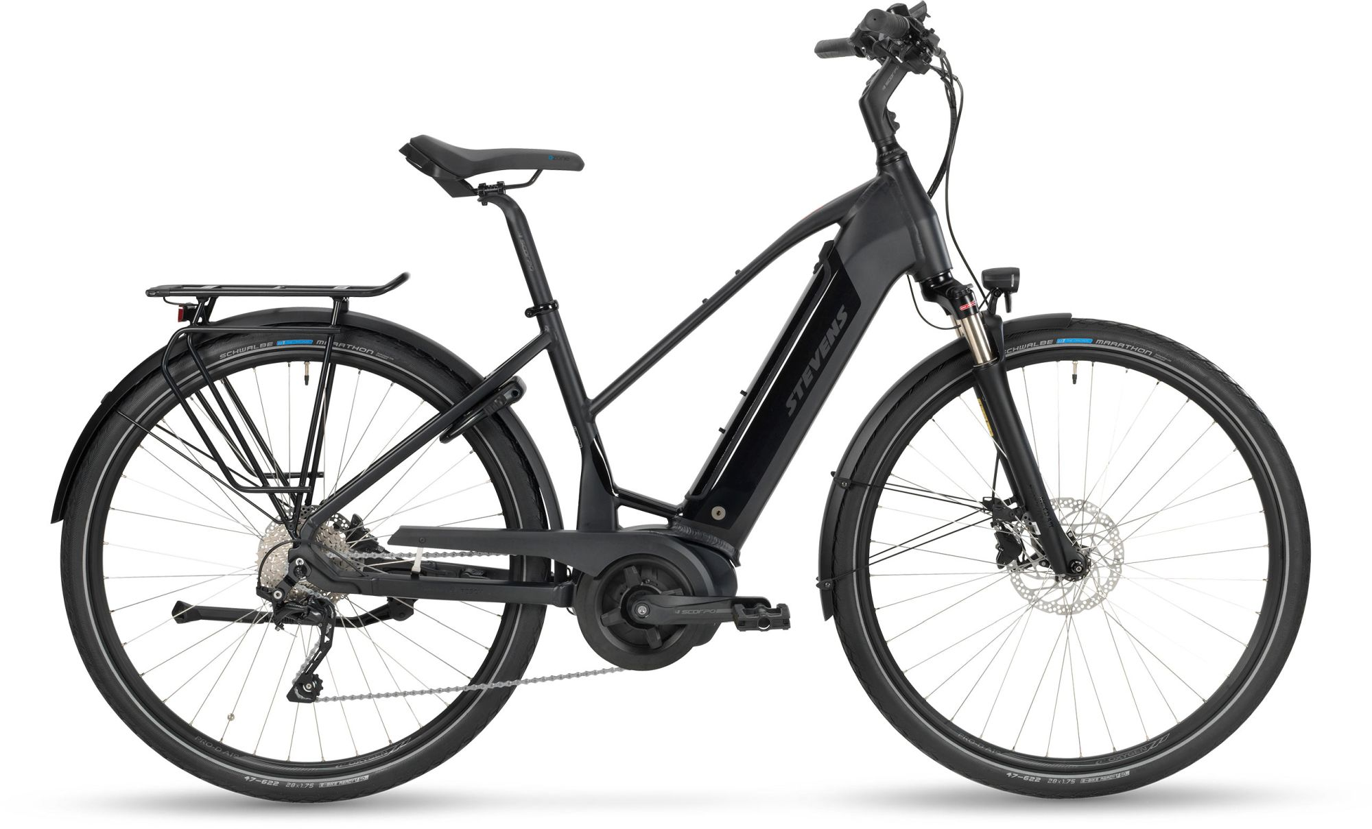 E-Bikes: STEVENS  E-Lavena PT5 Damenfahrrad Trapez Modell 2020 28 Zoll 50 cm