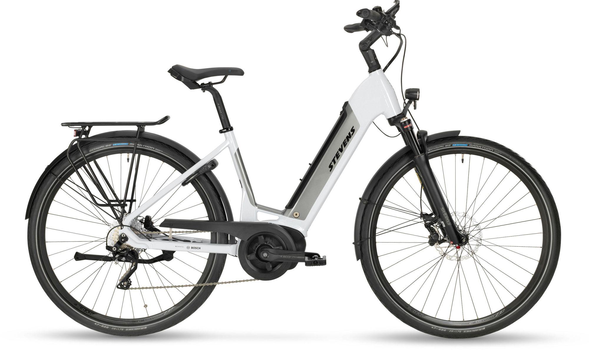 E-Bikes: STEVENS  E-TRITON PT5 Damenfahrrad Wave Modell 2020 28 Zoll 52 cm