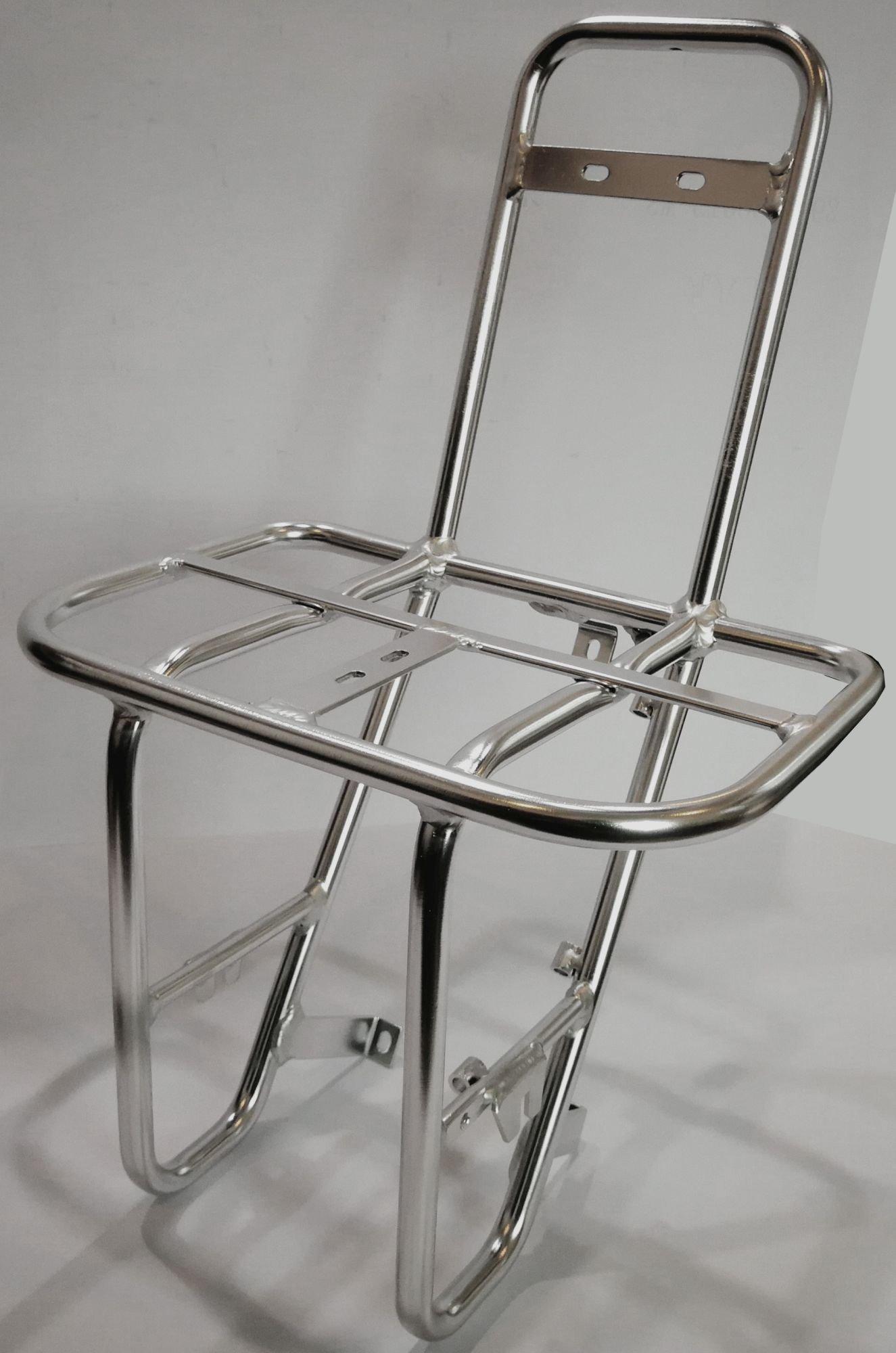 Fahrradteile/Gepäckträger: Pegasus  Vorderrad-Gepäckträger 28