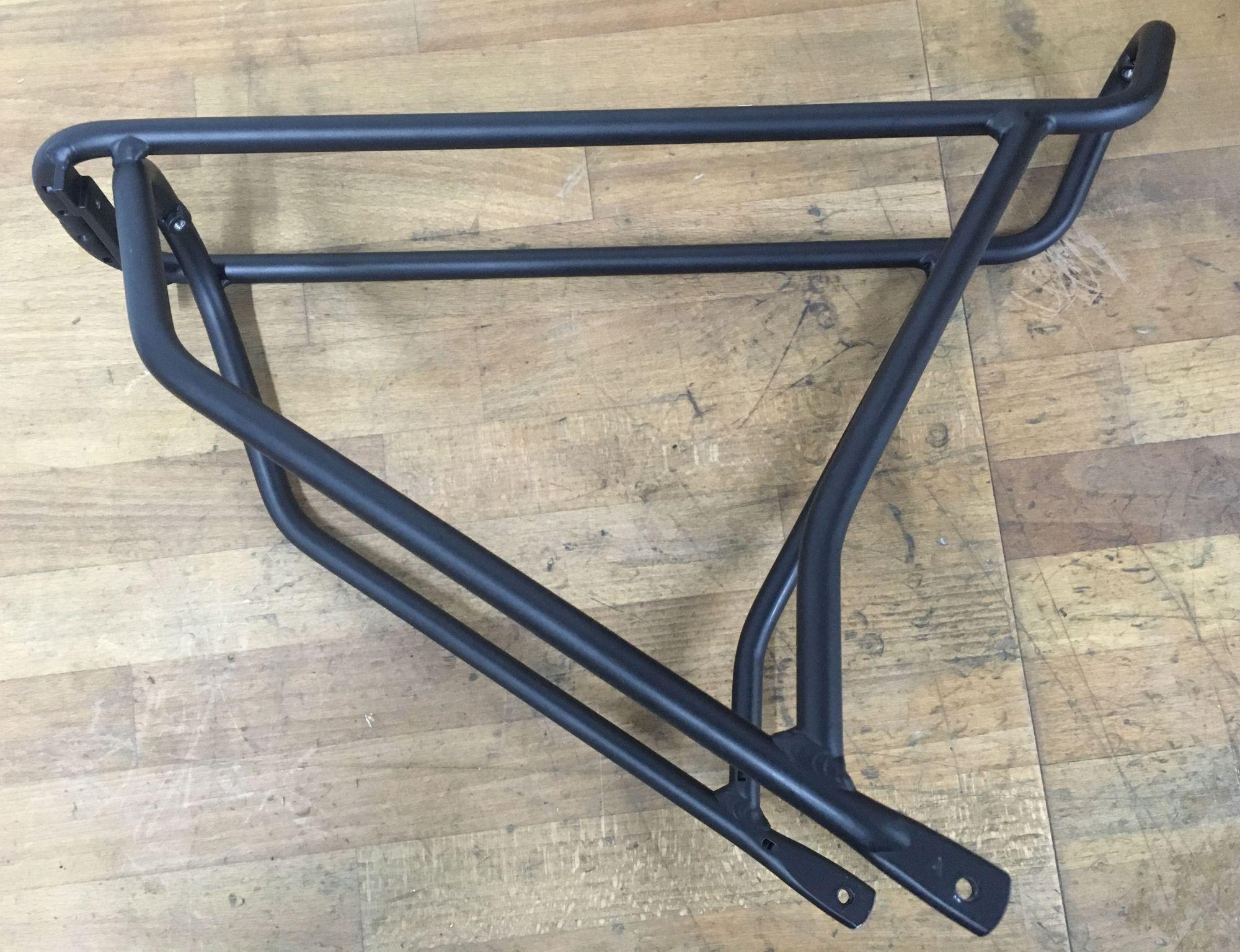 Fahrradteile/Gepäckträger: Standwell  Hinterrad-Gepäckträger 28 Zoll für Daily GrinderUrbanSix50 28 Zoll