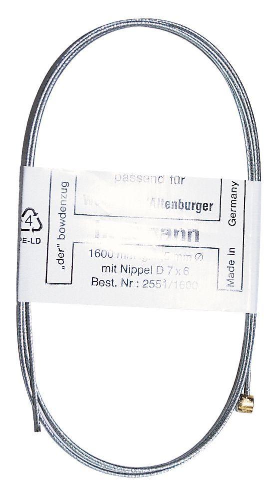 /Bremsen: Hartmann  Bremszug Weinmann HR 1600mm