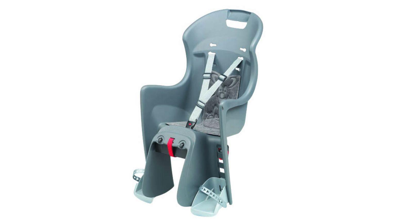 alle kindersitze: Polisport  Kindersitz Boodie CFS greysilver  silver