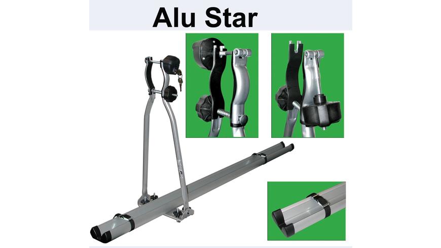 Eufab Alu-Star Fahrradträger