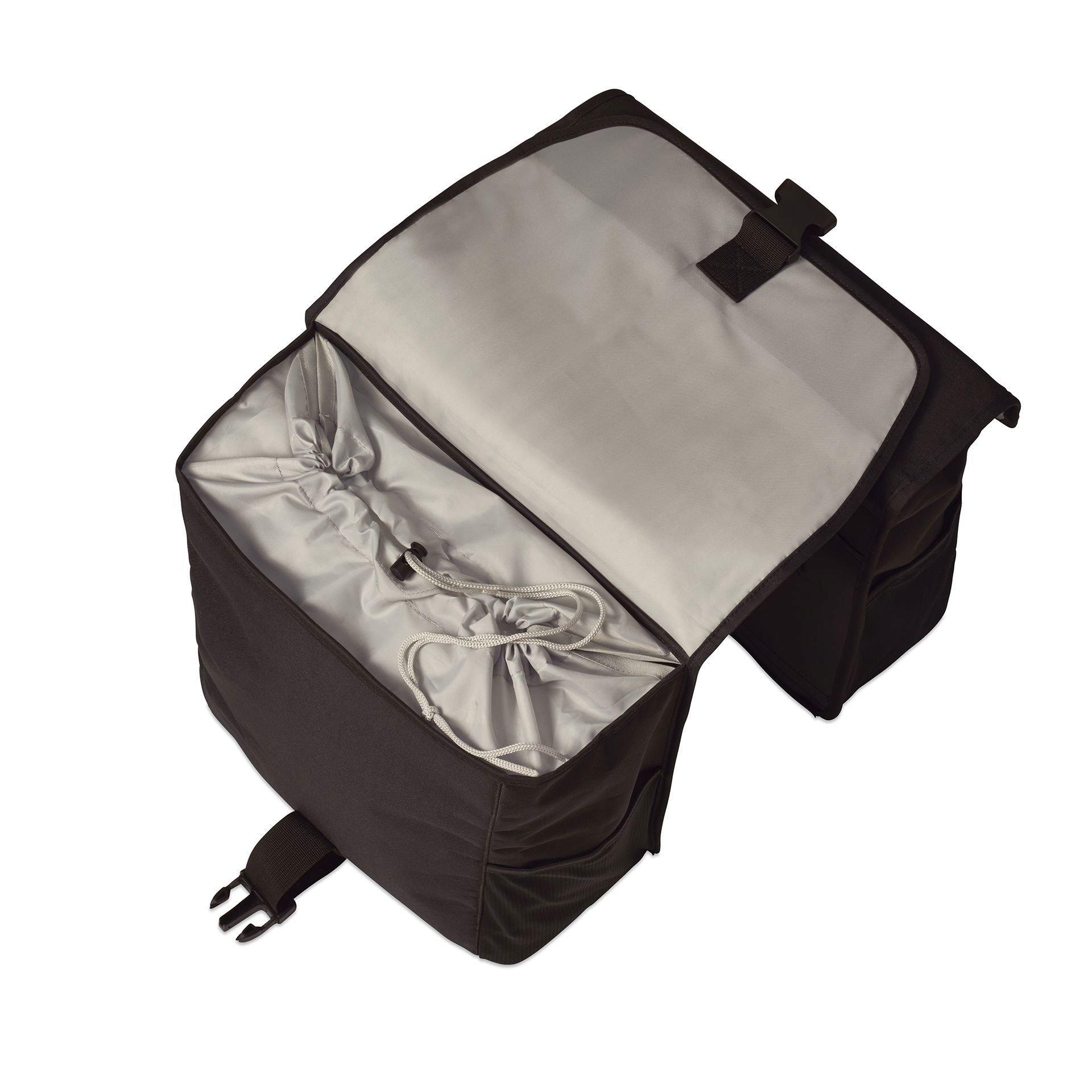 Basil GO Double Bag Geptr-Tasche, 32L