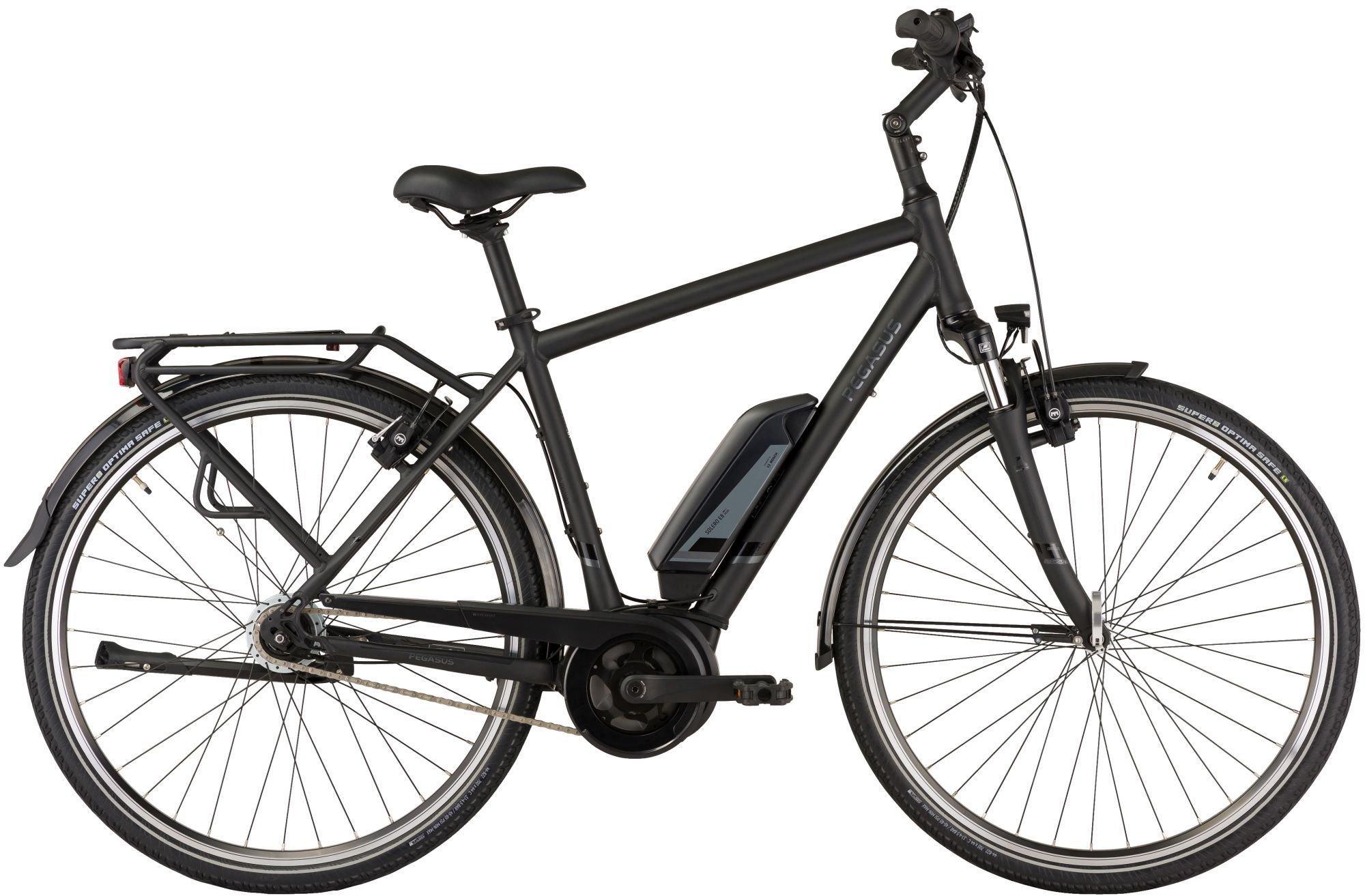 E-Bikes/Citybikes: Diamant  Solero E8R Plus (400 Wh) 8 Gang Nabenschaltung Herrenfahrrad Diamant Modell 2021 28 Zoll 58 cm