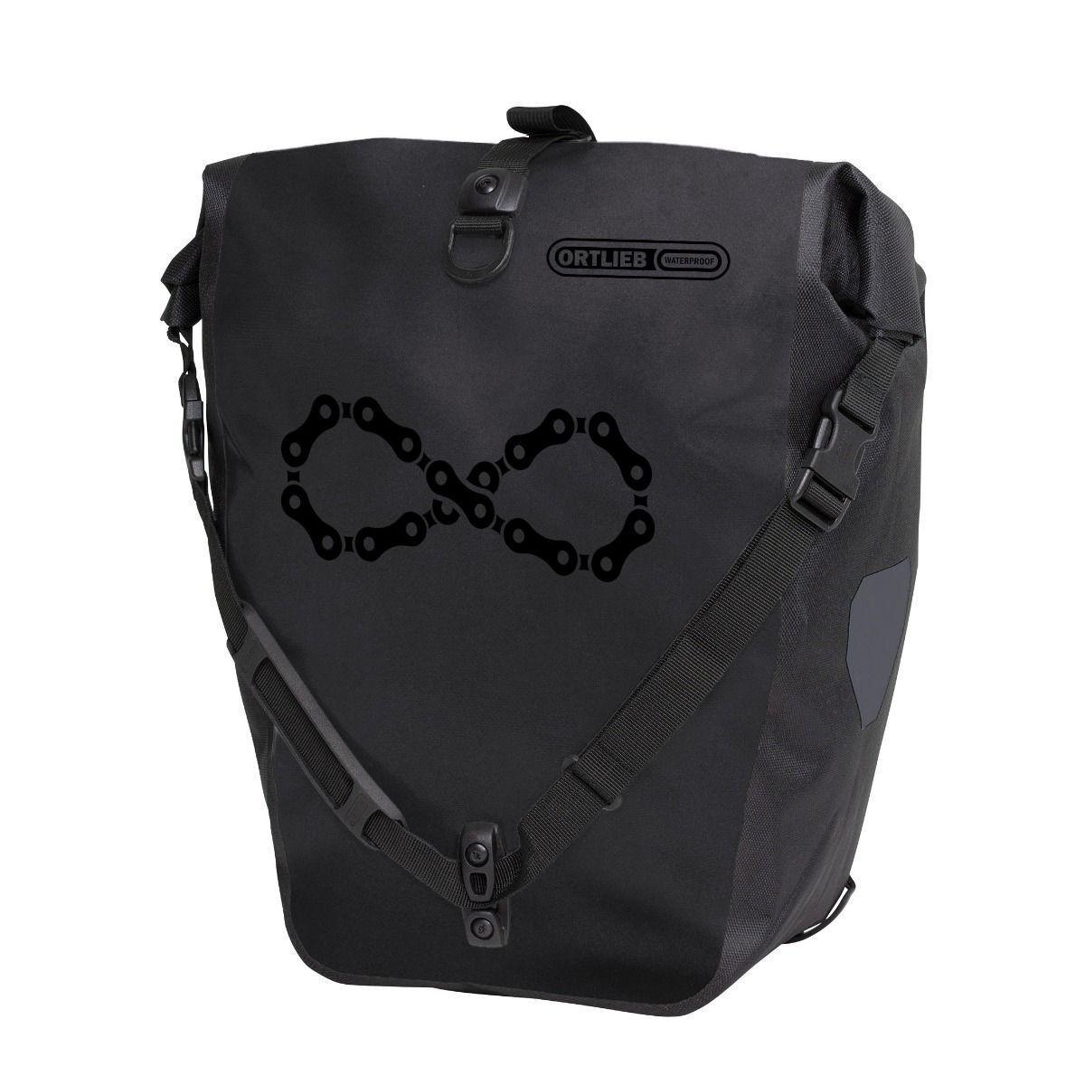 ORTLIEB Gepäckträgertasche Back-Roller Design