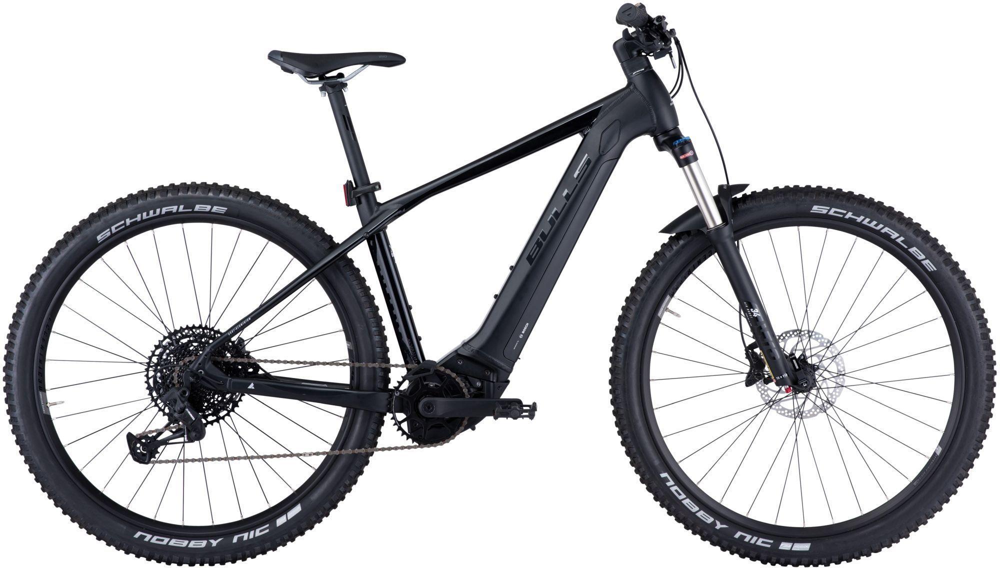 e-Fahrräder/E-Mountainbikes: Diamant BULLS Copperhead EVO 3 275+(500 Wh) 12 Gang Kettenschaltung Herrenfahrrad Diamant Modell 2021 275+ Zoll 48 cm  matt