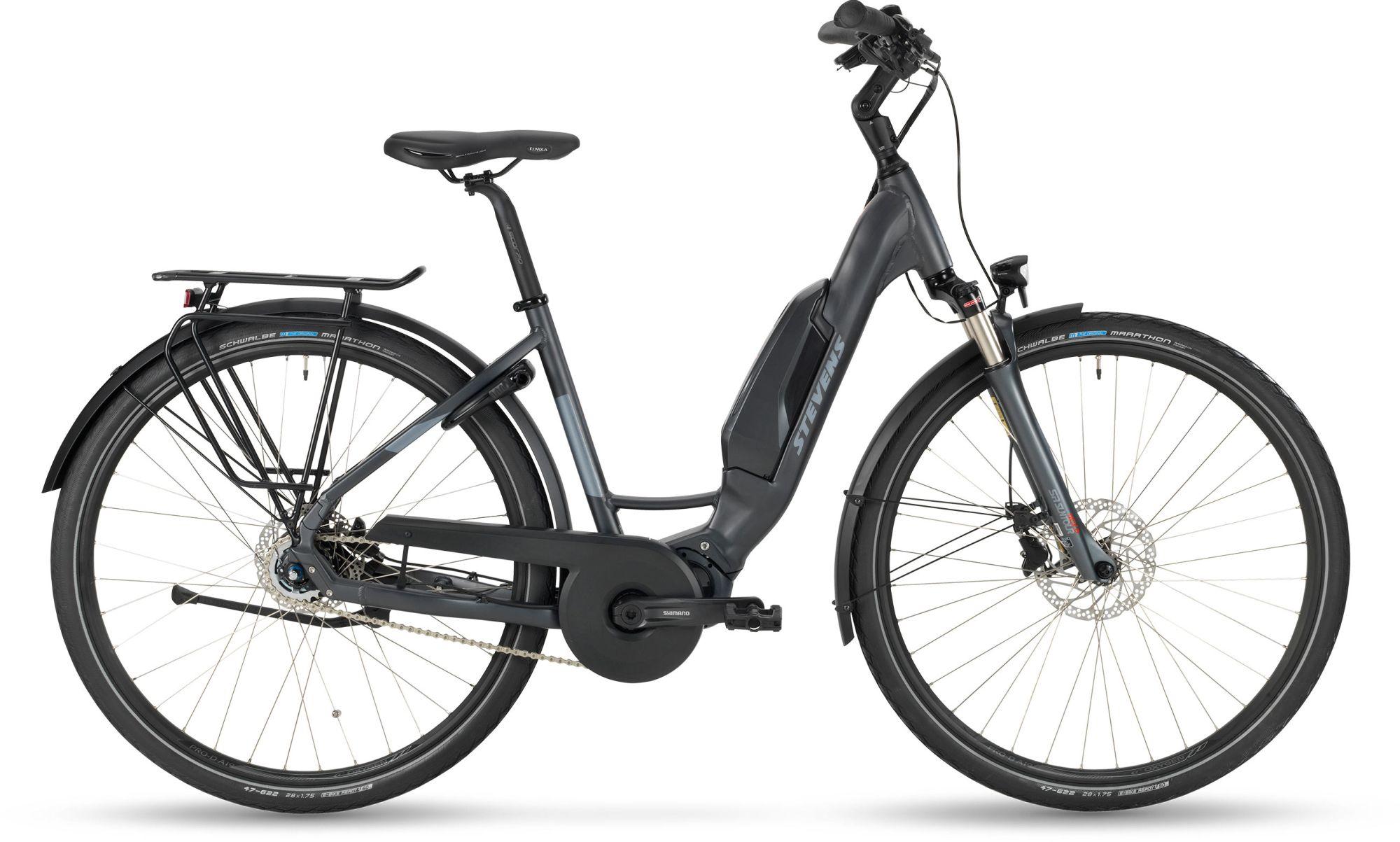 E-Bikes/Citybikes: STEVENS  E-Gadino Damenfahrrad Wave Modell 2020 28 Zoll 52 cm