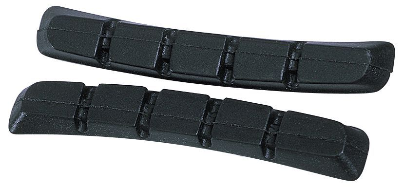 felgenbremsbeläge/Bremsen: Fuxon  Bremsgummi Hyper II Paar Ersatzbeläge