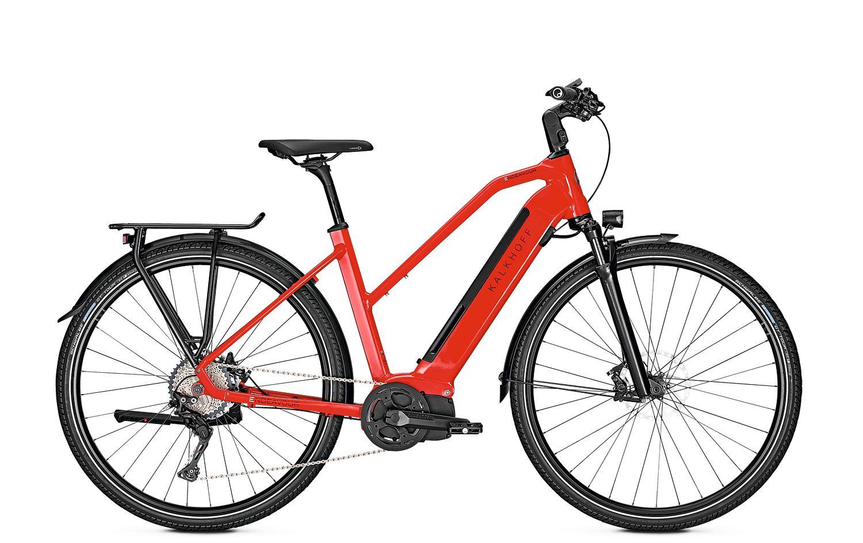 E-Bikes: Kalkhoff  ENDEAVOUR 5.I EXCITE (138 Ah) 11 Gang Damenfahrrad Trapez Modell 2019 28 Zoll 43 cm