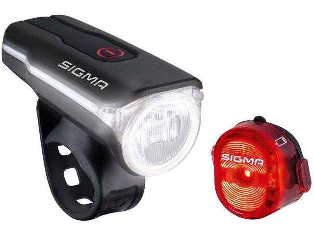 /Beleuchtung: Sigma  Beleuchtungsset Aura 60 + Nugget II