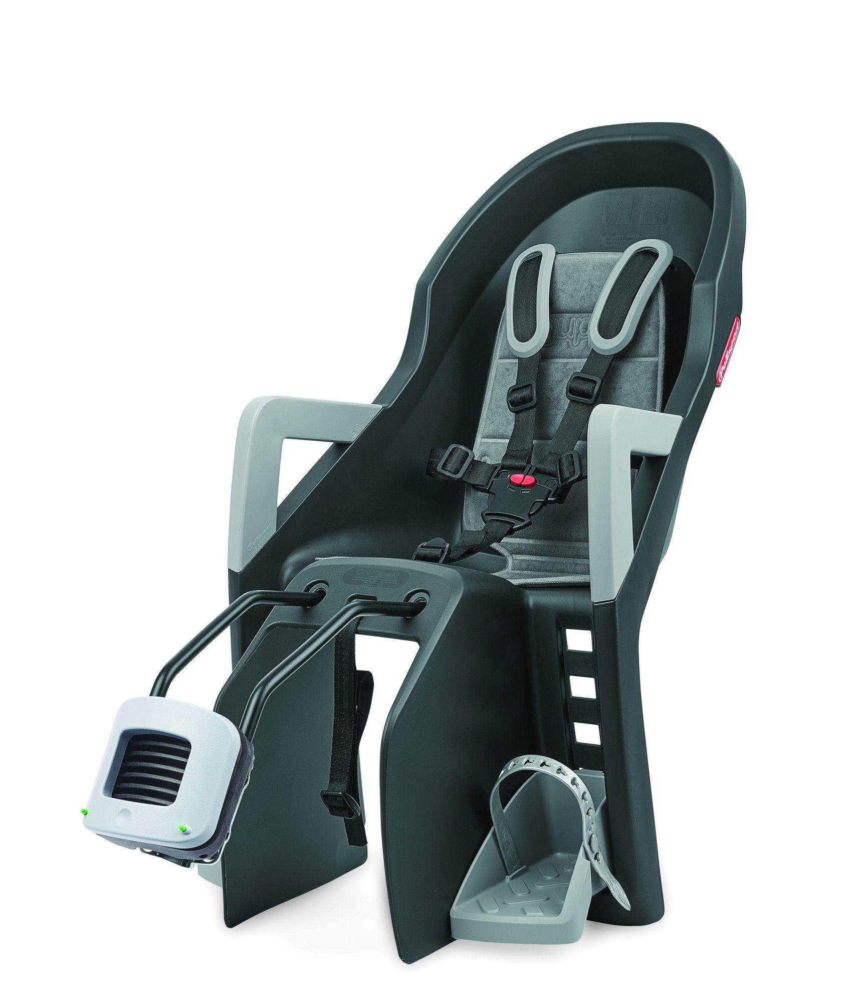 Polisport Kindersitz Guppy Maxi, grau