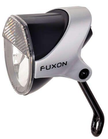 scheinwerfer/Beleuchtung: Fuxon  F-20 S Nabendynamo-Scheinwerfer