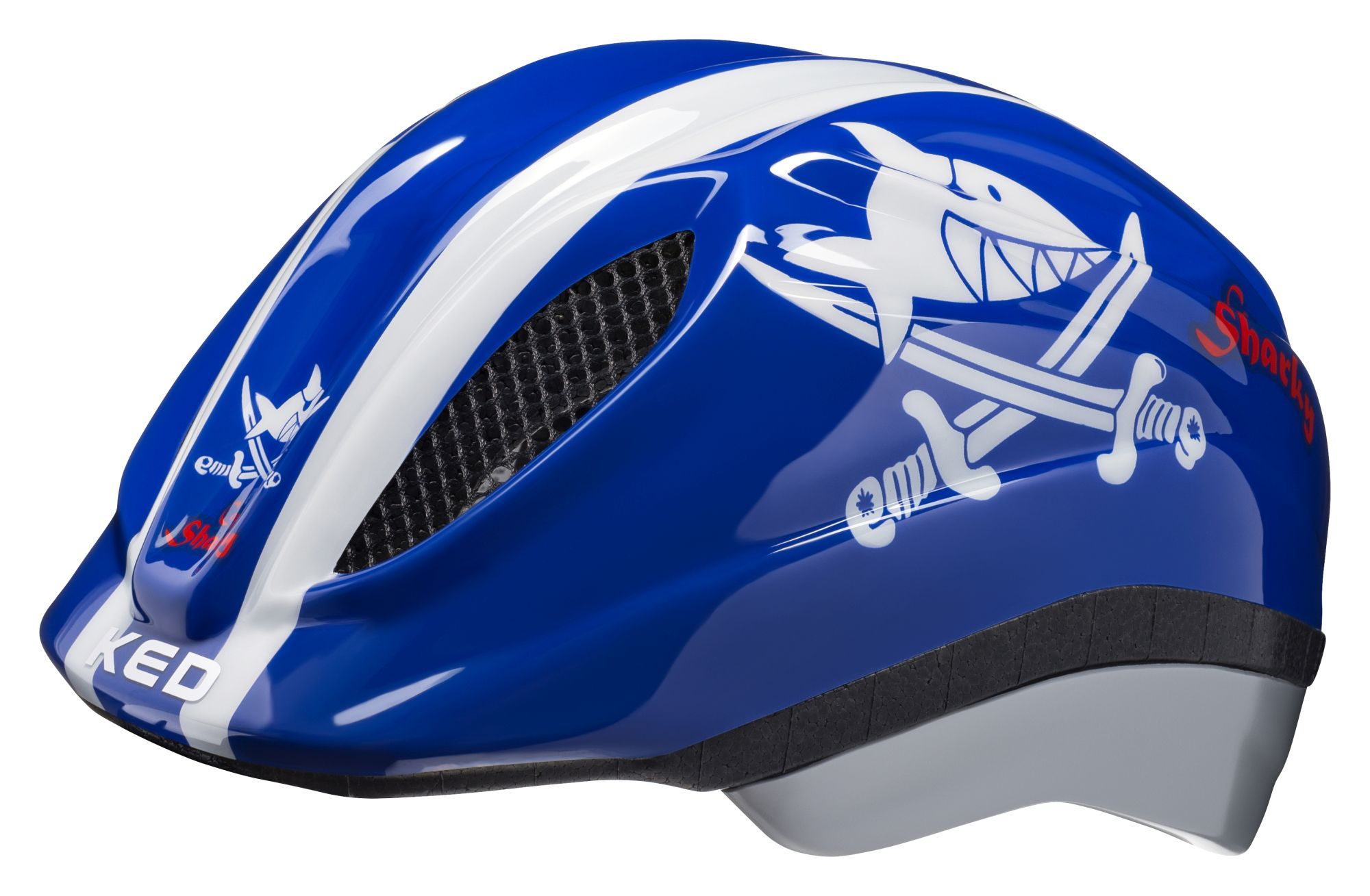 kinder- / jugend-helme/Helme: KED  Fahrradhelm Meggy II Originals 44-49 cm