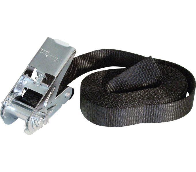 Fahrradteile/Gepäckträger: Master Lock  Spanngurt 3108 500 m Schwarz
