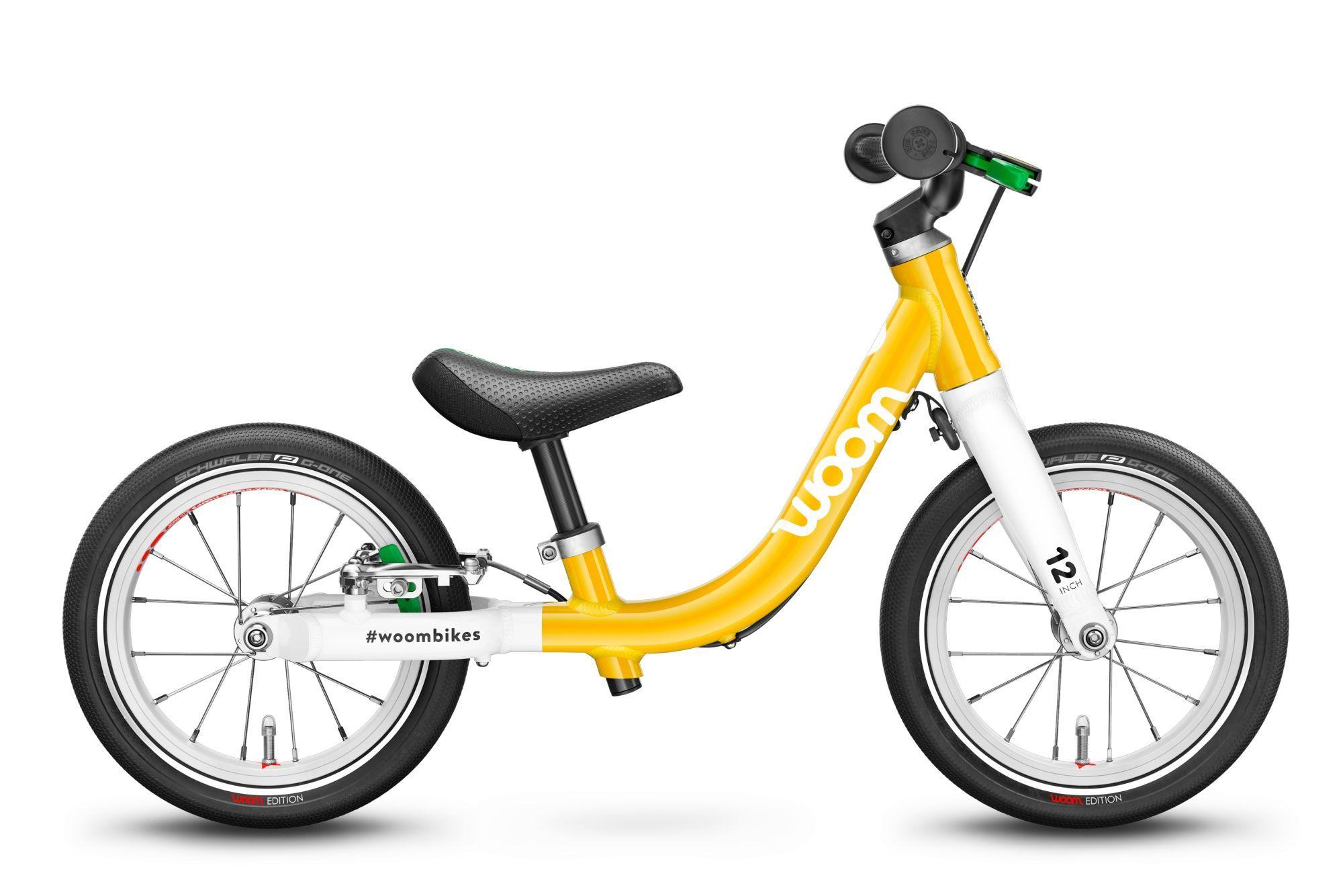 kinderfahrzeuge & laufräder: Woom  1 1 Gang Kinderfahrrad Wave Modell 2021 12 Zoll