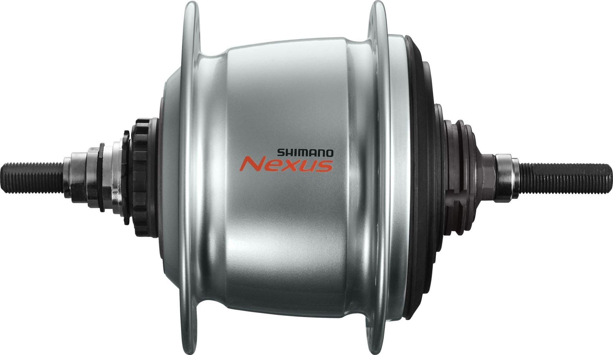 nabenschaltungen: Shimano  C6000-8 Nexus Inter 8 Getriebenabe mit Freilauf