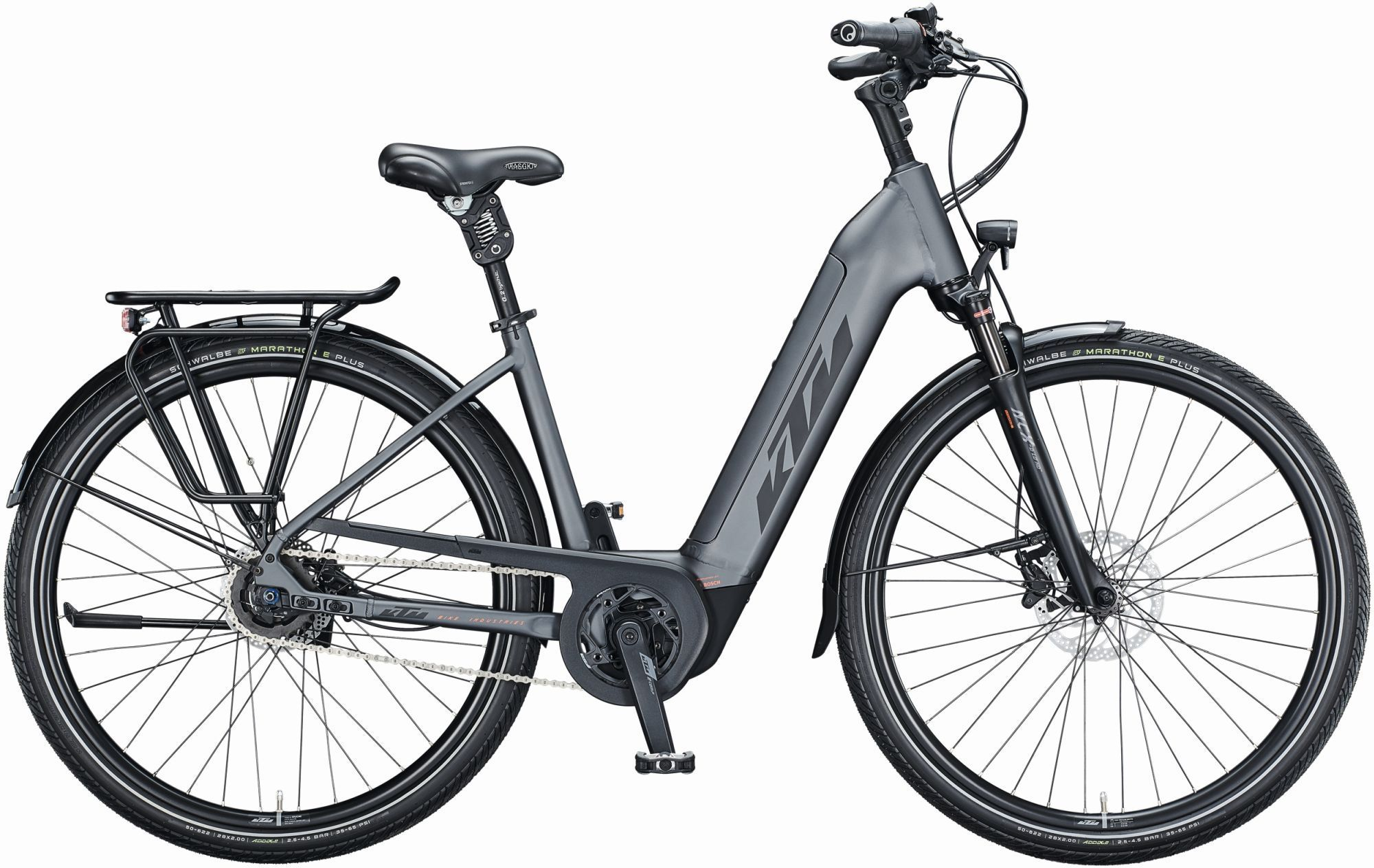 E-Bikes/Citybikes: KTM  MACINA CITY XL (625 Wh) 5 Gang Nabenschaltung Damenfahrrad Wave Modell 2021 28 Zoll 51 cm