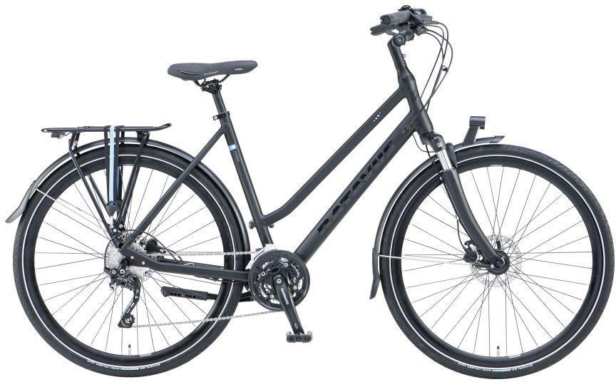 Fahrräder/Trekkingräder: Batavus  Comodo Sport 30 Gang Kettenschaltung Damenfahrrad Trapez Modell 2021 28 Zoll 48 cm