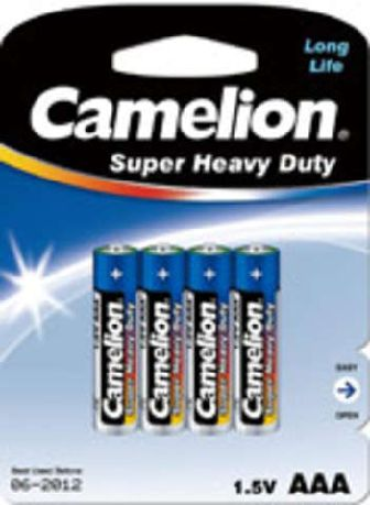 Camelion Zinc-Chlorid Mirco AAA 4Stück