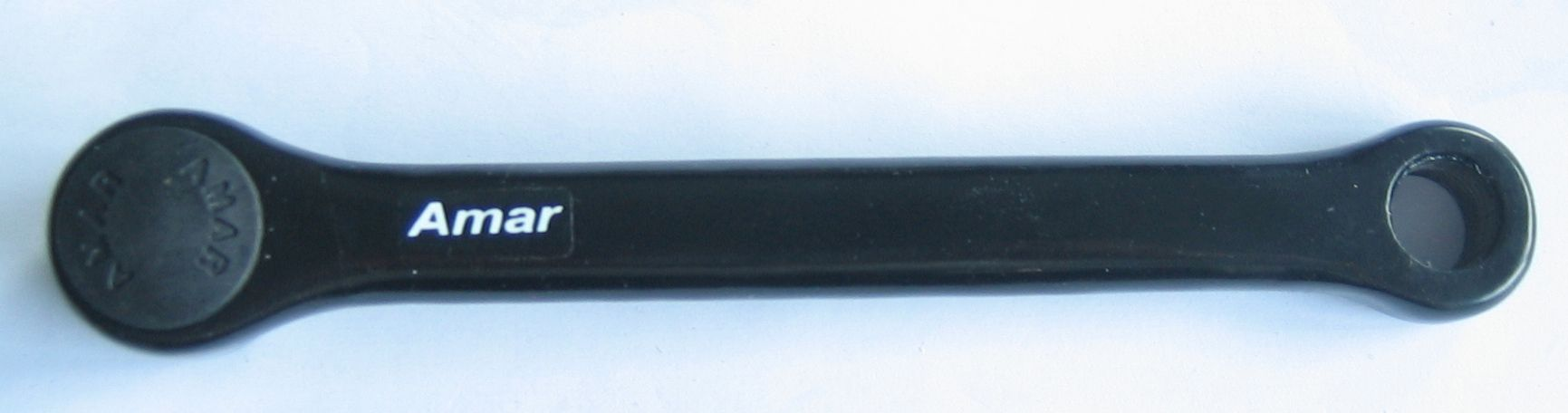kettengarnitur (kettengarnitur): Amar  linke Kurbel 150 mm