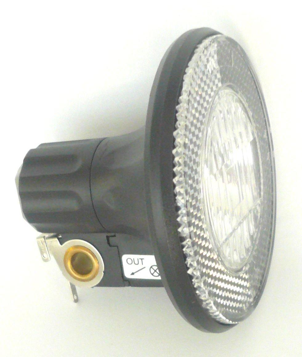 scheinwerfer/Beleuchtung: Union  4225 Nabendynamo-Scheinwerfer